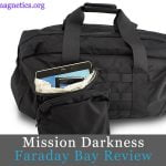 mission darkness faraday bag review